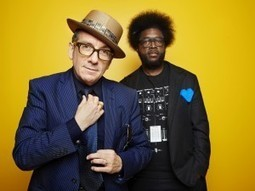 "Elvis Costello & The Roots ""Wise Up Ghost"", nuevo disco 