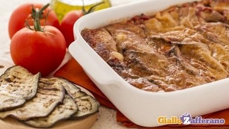 Ricetta Parmigiana di melanzane grigliate - Le Ricette di GialloZafferano.it   lona81   Scoop.it