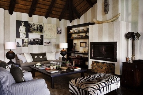 Get carried away: Londolozi Lodge, South Africa | Carbon credits | Scoop.it