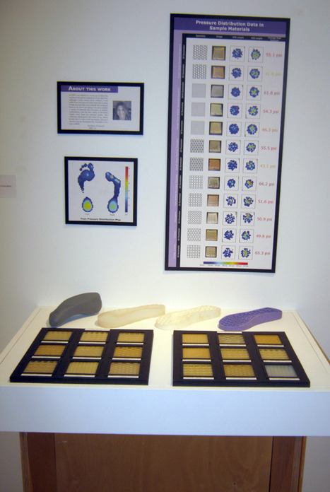 Pressure Reducing Orthotic - Kathleen O'Donnell Design | Foot for the Brain | Scoop.it