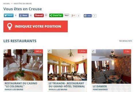 La Creuse bâtit sa stratégie web! Tour de France du web touristique « Etourisme.info | Ma weboshère touristique | Scoop.it