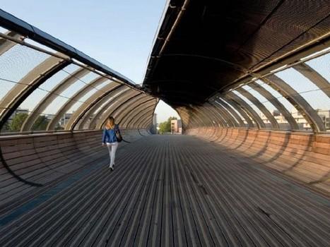 Des passerelles à l'architecture étonnante | DVVD Architectes Ingénieurs Designers | Scoop.it