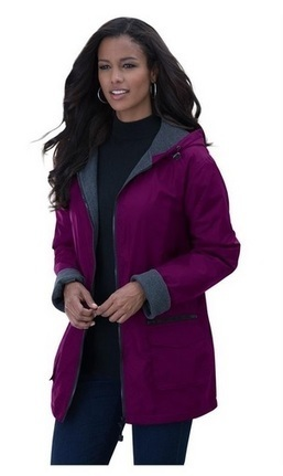 Raincoats For Plus Size Women Up To Size 34 Plus   For Big And Heavy People   Home & Office   Scoop.it