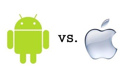 Οι προγραμματιστές προτιμούν το iOS και οι χρήστες του ξοδεύουν περισσότερα; | Just ICT | Scoop.it