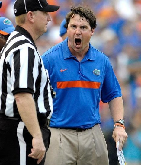 The Many Faces of Will Muschamp - SI.com Photos | Sports Photography | Scoop.it