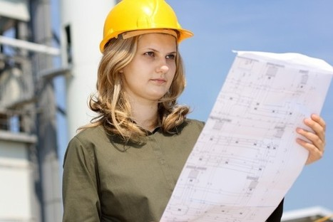 Female Engineering Grads Earn More than Men | Construction | Scoop.it