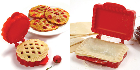 Moldes para Pocket pie o Pasteles de bolsillo | Fer Tiburcio | Scoop.it