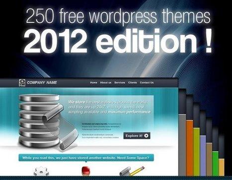 250 themes para Wordpress | WEB 3.0 | Scoop.it