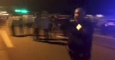 Police Officer to Media in Ferguson: 'I Will F*cking Kill You' | Criminal Justice in America | Scoop.it
