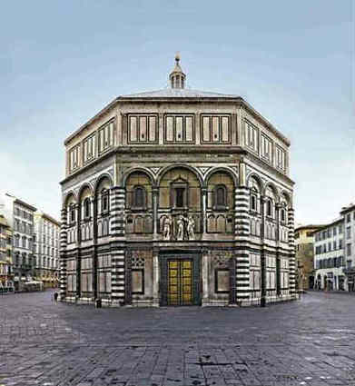 The Gates of Paradise by Ghiberti | Tourism in Florence | Scoop.it
