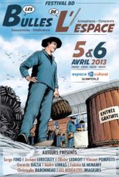 Les Bulles de l'Espace - 2e édition | La Guerre des Gaules en BD | Scoop.it