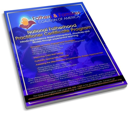 FATHERHOOD PRACTITIONER CERTIFICATE | Fathers and Families Coalition of America | Healthy Marriage Links and Clips | Scoop.it