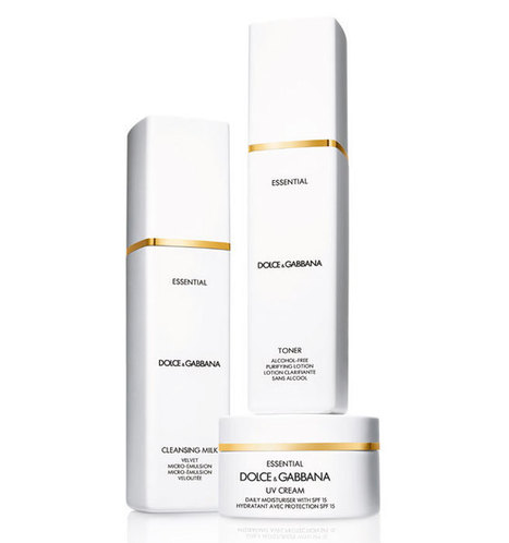 Dolce & Gabbana Launches Luxurious Skincare Line | Fragrance News and More | Scoop.it