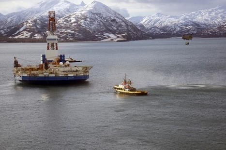 Arctic Drilling Is On Hiatus As Shell Packs It In | Places In The Forest | Scoop.it