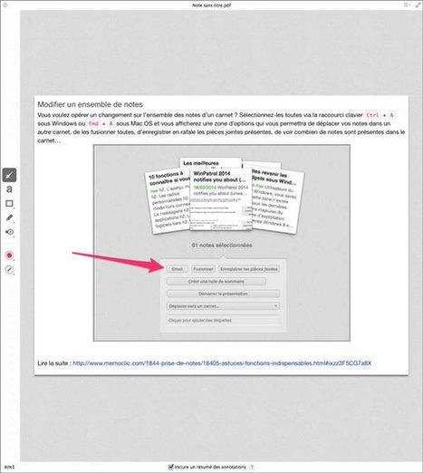 Evernote : 15 astuces à connaître pour bien l'utiliser   Les outils d'HG Sempai   Scoop.it