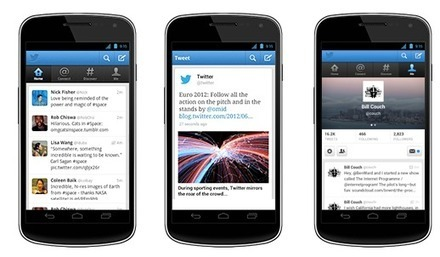 Revamp of Twitter for Android Smartphones | Android-Application-Developer-India | Scoop.it