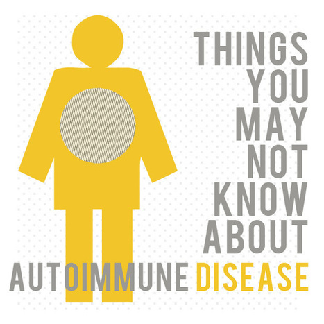Things you may not know about autoimmune disease | Healing Chronic Pain & Disease | Scoop.it
