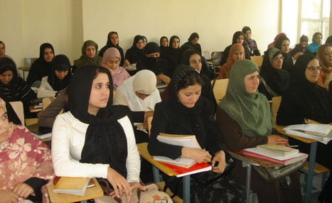 The Power of Personal Stories: The Afghan Women's Writing Project | Afghan Women in Media | Scoop.it
