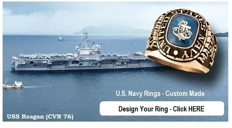 Design U.S. Navy Rings Online | Military Wives | Scoop.it