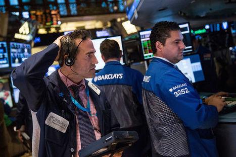 U.S. Stocks Decline Most in Eight Weeks as Apple Tumbles   EconMatters   Scoop.it