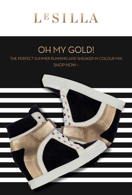 Oh My Gold! | Le Silla | Le Marche & Fashion | Scoop.it