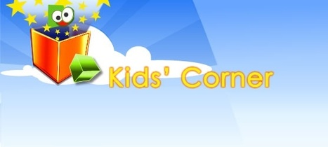 EUROPA - Kids Corner | APRENDE COM JOGOS | Scoop.it