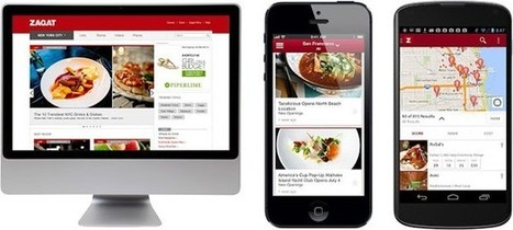 Google debuts new Zagat app for Android and iOS, redesigned website | Development on Various Platforms | Scoop.it