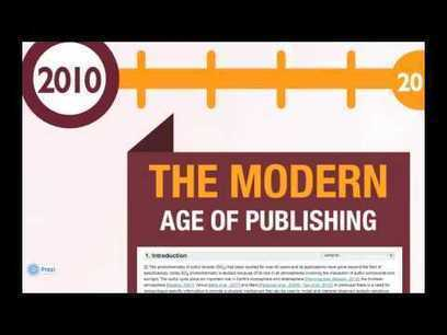 The Evolution of Digital Publishing and its Formats | Litteris | Scoop.it
