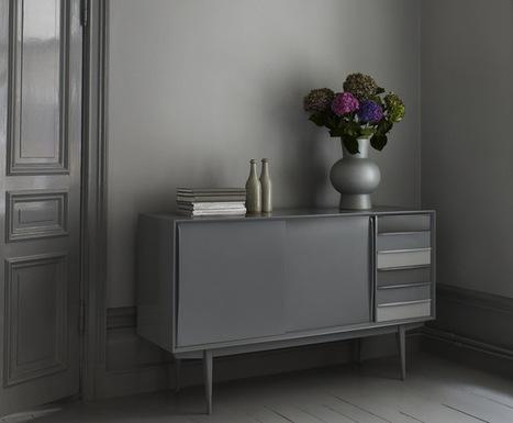 Bye-Bye, Minimalist White — The New Nordic Style Is All About Color | Colour Trends - Tendències de Color. | Scoop.it
