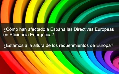 Directivas europeas en eficiencia energética | Arquitectura consciente | Scoop.it