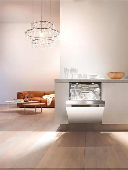 Miele- The quietest dishwasher in America | HomeCentrL In The Kitchen | Scoop.it