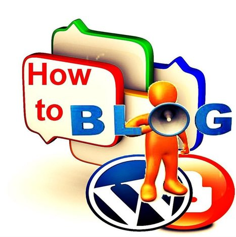 How Author Can Become Bloggers | The Joys of Blogging | Scoop.it