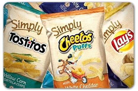 PepsiCo rebrands its 'natural' products with the word 'simply' | Public Relations Examples | Scoop.it