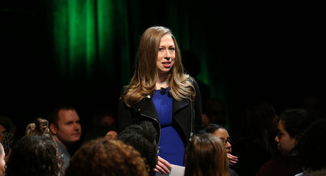 Time for Chelsea Clinton's Easy Ride to End | THE MEGAPHONE | Scoop.it