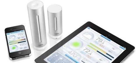 [innovation] Netatmo : une station personnelle pour mesurer la qualité de l'air | Digital Sustainability | Scoop.it