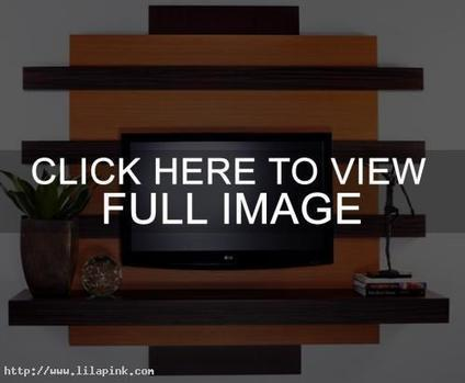 Wall Mounted TV Stands Design Ideas | Renovation | Scoop.it