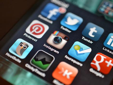 Alle cijfers over het socialmediagebruik in Nederland medio 2013 | Mediawijsheid | Scoop.it