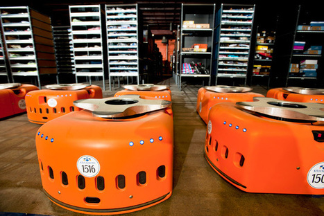 Amazon's Robotic Future: A Work in Progress | Inside Amazon | Scoop.it
