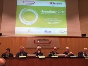 I dati del settimo Rapporto GreenItaly di Fondazione Symbola e Unioncamere | Green economy & ICT- imprese italiane sostenibili | Scoop.it