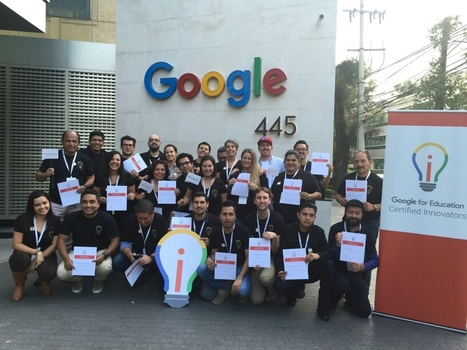 Google Innovators Academy México 2016 | MATE AL DÍA (Educación y TICs) | Scoop.it