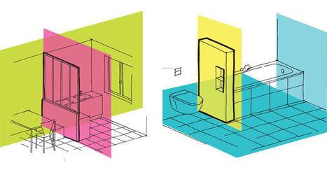 [aménagement] Cloisonner mais pas trop : nos conseils illustrés | IMMOBILIER 2015 | Scoop.it