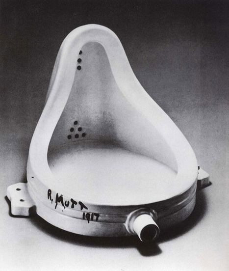 Une vie, une oeuvre / Marcel Duchamp / SELECTION FRANCE CULTURE | Art contemporain, photo & multimédias | Scoop.it