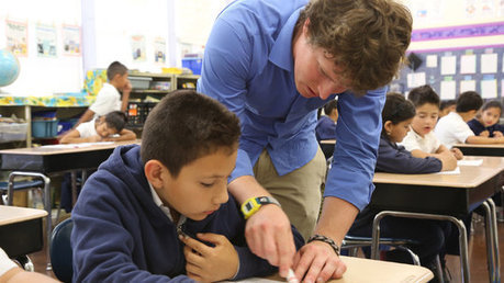 As Apprentices in Classroom, Teachers Learn What Works | We Teach Social Studies | Scoop.it