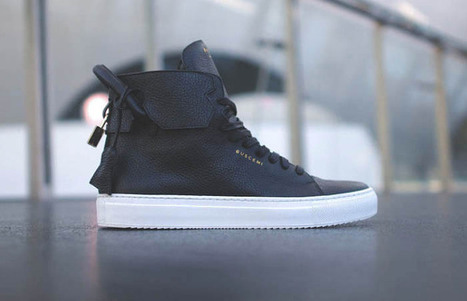 Buscemi 125MM Collection Printemps 2014 | Sneakers | Scoop.it