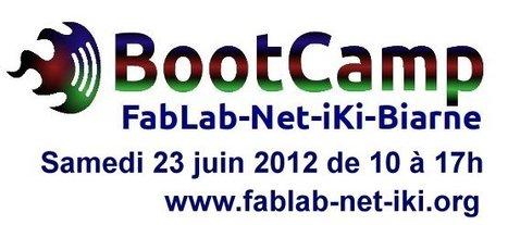 Barcamp de lancement du FabLab Net-IKi : Bootcamp à Biarne le 23 juin 2012 « Fablab-Net-iKi | Le numérique et la ruralité | Scoop.it