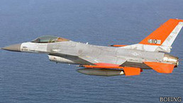 Boeing rediseña F-16 y los convierte en aviones no tripulados - BBC Mundo - Última Hora | defensa digital | Scoop.it