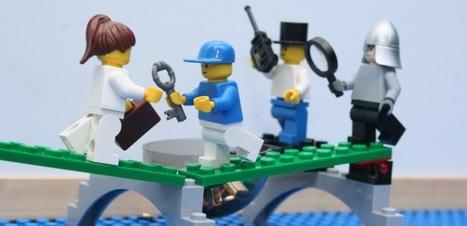 Arrêtez votre réunion et jouez aux Lego (pour booster votre créativité)   hors sujet   Scoop.it