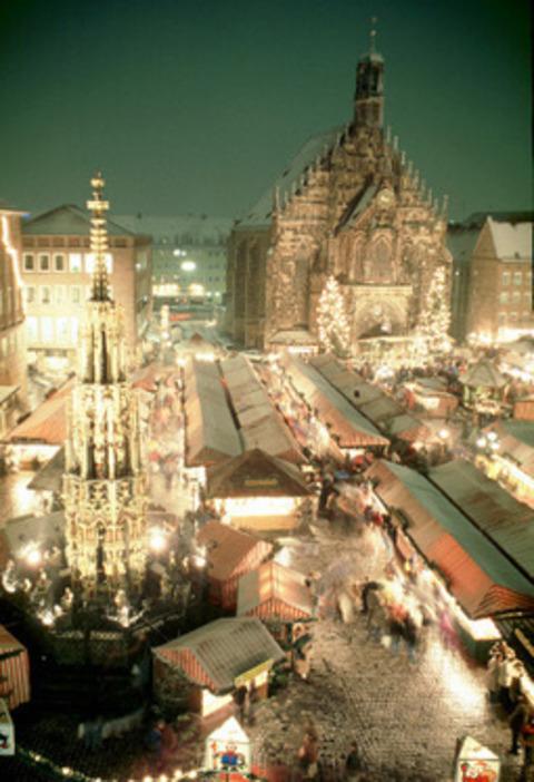 Nuremberg Marché de Noël et Salon du Jouet   Hallo France,  Hallo Deutschland     !!!!   Scoop.it