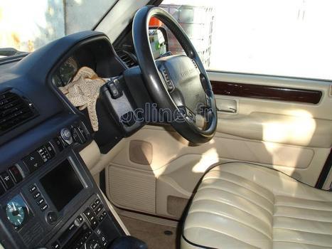 Rénovation d'intérieur cuir de voiture (Range Rover P38) - BC LINE Officiel | Entretien cuir et bois | Scoop.it