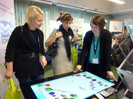 Matleenan blogi: ITK-konferenssissa | Edmodo and Schoology | Scoop.it